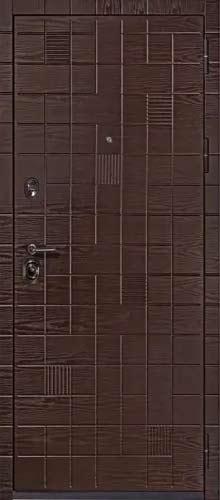 """Входная дверь """"Люкс жасмин"""""""