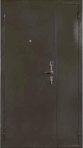 """Входная дверь """"Двухстворчатая"""""""