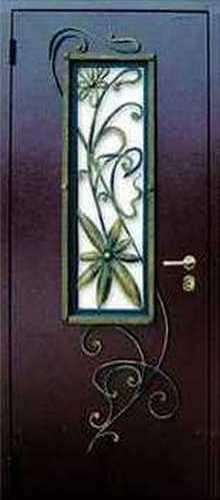 """Входная дверь """"Отделка №11"""""""