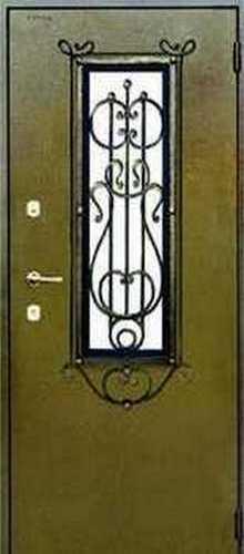 """Входная дверь """"Отделка №15"""""""