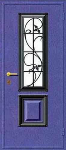 """Входная дверь """"Отделка №16"""""""