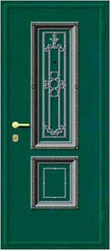 """Входная дверь """"Отделка №17"""""""