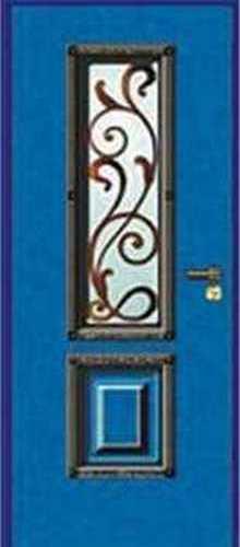 """Входная дверь """"Отделка №07"""""""