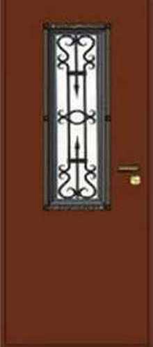 """Входная дверь """"Отделка №08"""""""