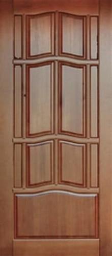 """Деревянная дверь """"ПГ"""""""