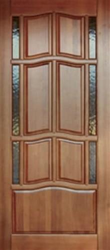 """Деревянная дверь """"ПБО"""""""