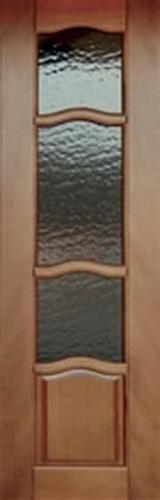 """Деревянная дверь """"ПО 40"""""""