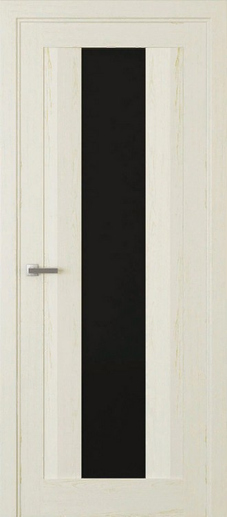 Белый дуб/Триплекс черное