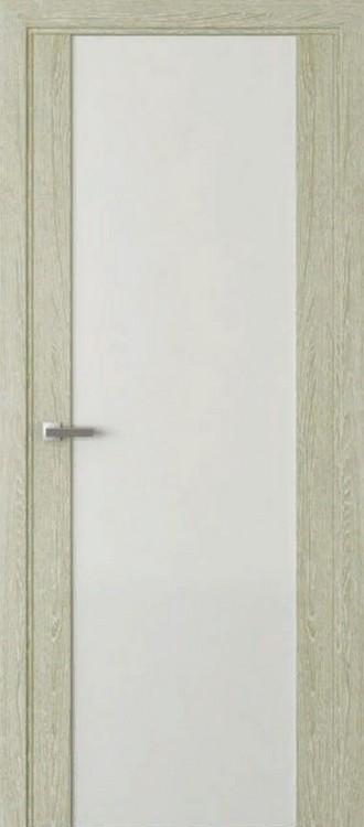 Пепельный дуб/Триплекс белое
